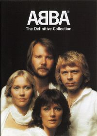 Cover ABBA - The Definitive Collection [DVD]